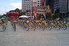 Citycycle launch in King George Square