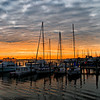 Early Morning at Manteo Harbor