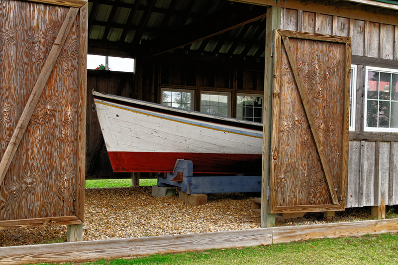 House Boat - Manteo Maritime Museum