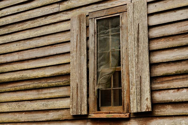 Goat Neck House - Detail
