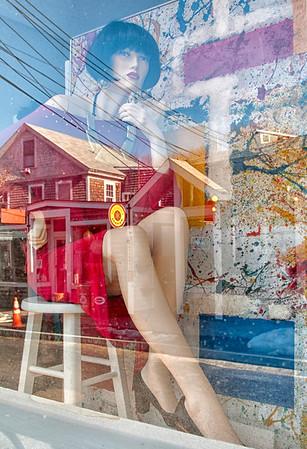 Gardner.Judith.Provincetown Window