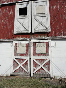 Old Barn Door - Wagner Farms, Warren, NJ