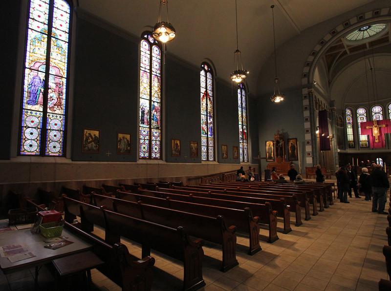 St. Seraphs.