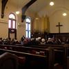 Nast Methodist Interior
