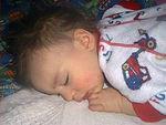 nathan sleeping