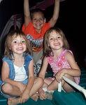 Megan, Anthony and Brooke