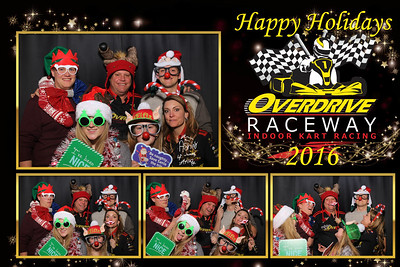 Overdrive Raceway Holiday Party