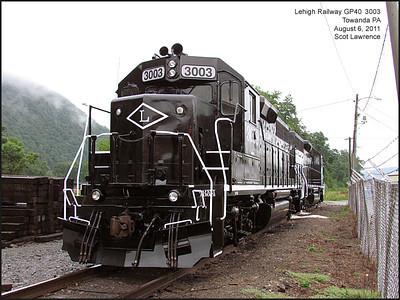 Owego Railroads