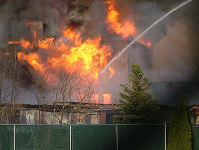 Owosso Vaungard Fire