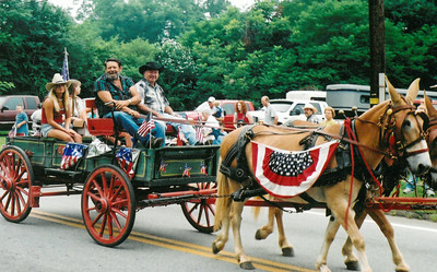 Oxford City Fourth of July Parade