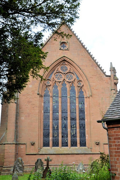 Temple Balsall Church