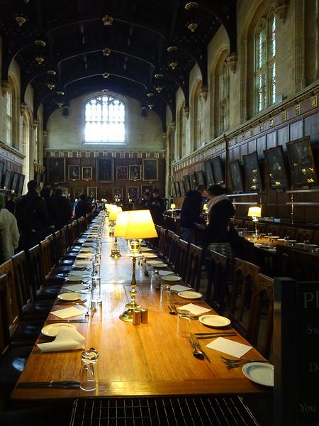 Harry Potter ( Great Hall, Christ Church )