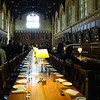 Harry Potter ( Great Hall, Christ Church )