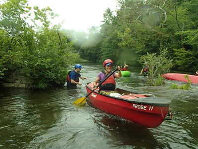 Adult Canoe School/Ocoee Shred