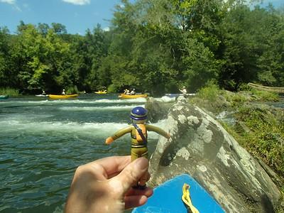 BCC Intermediate Canoe Class, Aug 1-2