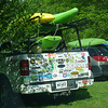 Paddlers like stickers