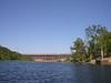 Jordan Dam, at the Put-In.