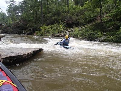 Talladega Creek 6 25 17