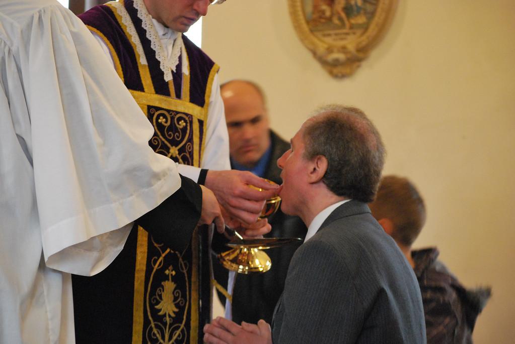 Christus factus est pro nobis
