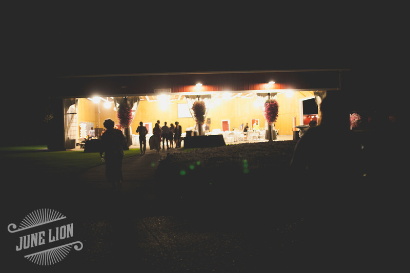 Langdon Farm Wedding