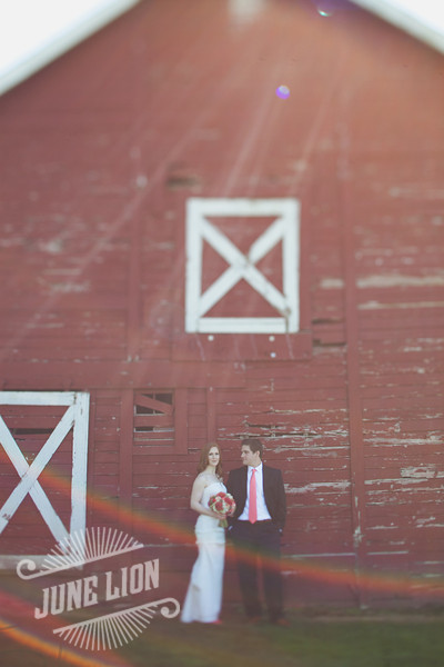 Langdon Farm Wedding