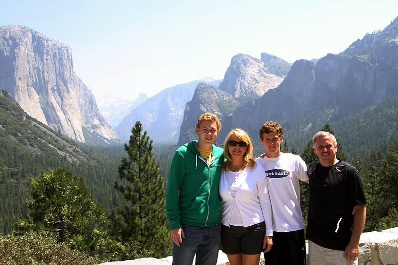 Yosemite-Brideveil Falls-D10