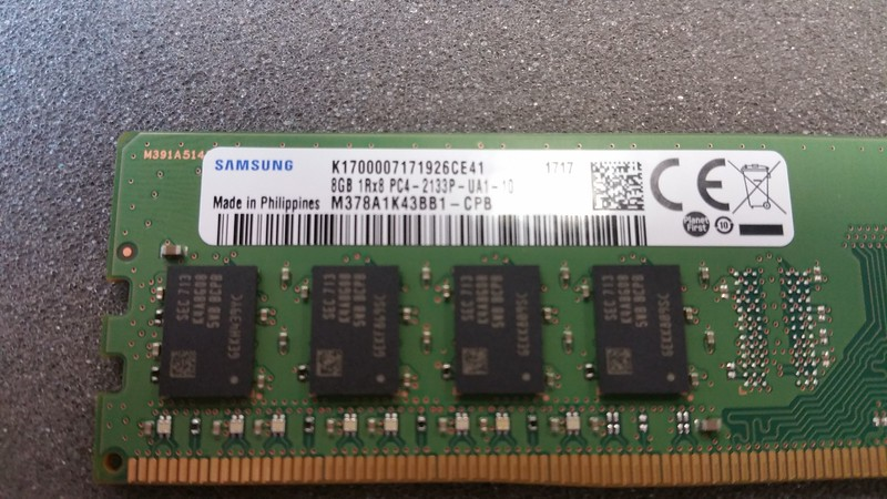 Samsung B Die