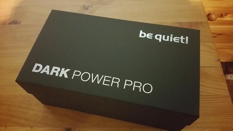 be quiet dark power Pro p11 850w