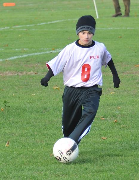 PCD Soccer Seniors 2014