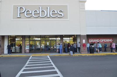 PEEBLES GRAND OPENING