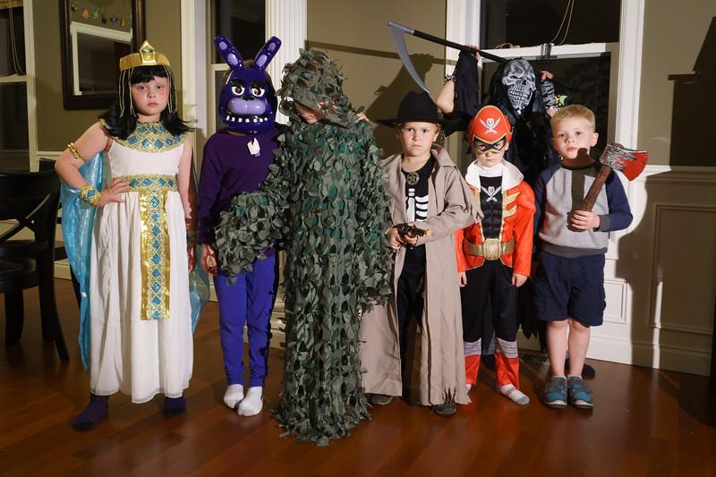 PEPS 2017 Halloween Costumes