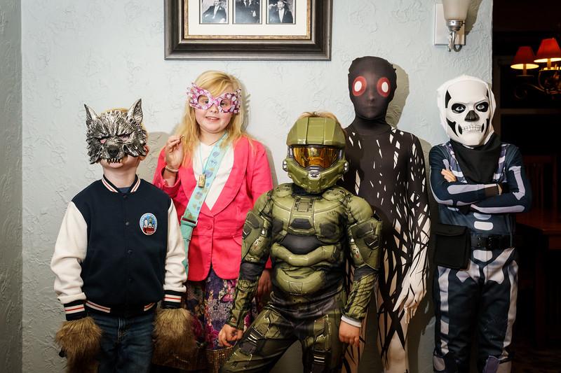 PEPS 2018 Halloween Costumes