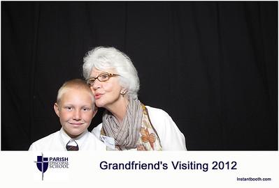 PES Grandfriends 2012