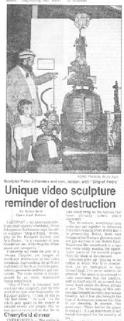 1988 BANGOR DAILY NEWS