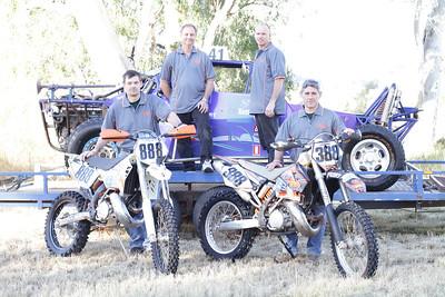 2011 PDGRT Team Photos
