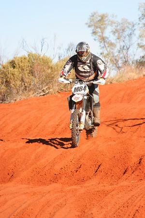 Finke 2008 Bike 25km Order Passed