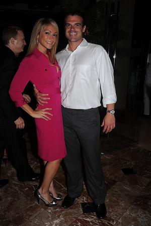 Lindsay Kravitz and Tony Rufo, Jr