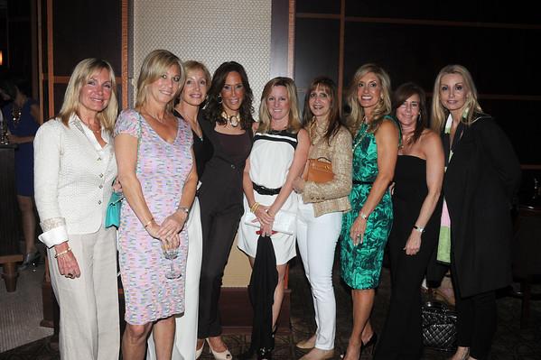 Sherry Witman, Sharon Felix, Judy Lundy, Nancy Amorosa, Jill Powell, Hilarke Morgan, JoAnne Wurzk, Sheri Shaffer, Linda Chadorow