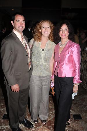Joseph Horotwitz, Hope Feldscher and Claire Rose