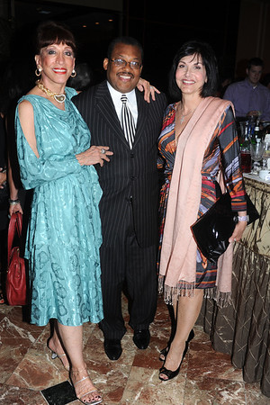Anita Bovo, AL Spivey (works for the mayor) and theresa Scavetti