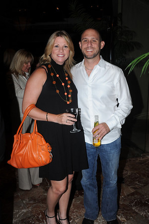 Donna Coghlan and Charlie Pasquale
