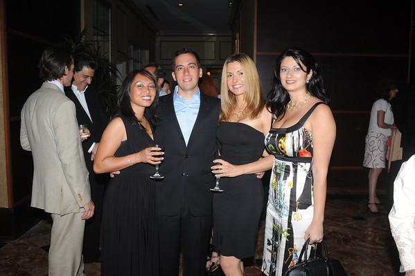 Mia Temblador, Anthony DiMio, Maria rassoulis and Helene Elsterowicz