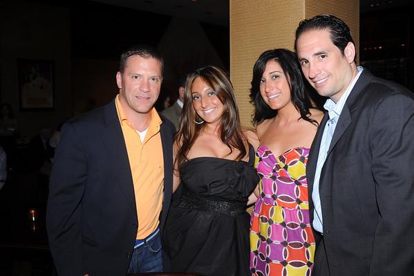 Ray Evers, Tiffany Pabon, Jessica Carfagno and Brett Rosenbloom