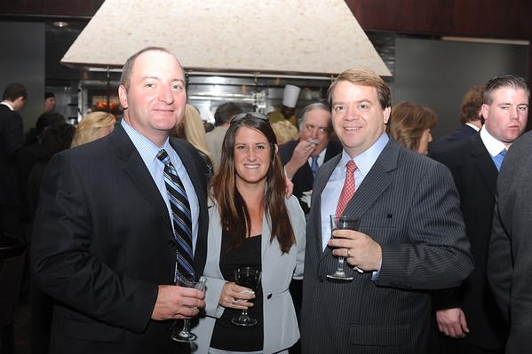 Eric Pittfield, Sandi Millstein and Rob Hazard