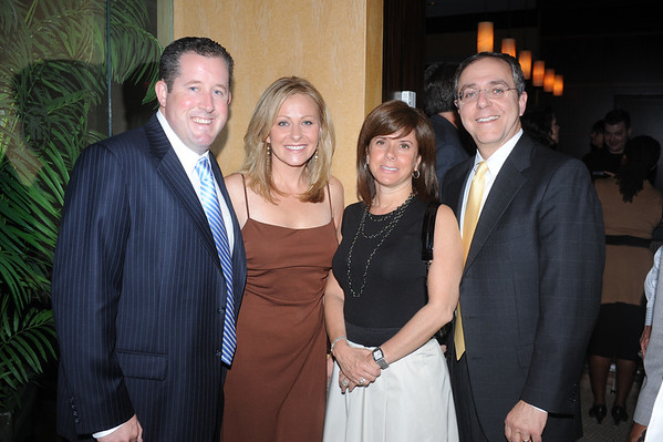 Shane McGovern, Lynne Scott, Jayne Perilstein, and Ron Perilstein