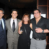 Lloyd Zane Remick, Christopher Cabott, Jackie Kaplan and Dustin Kaplan