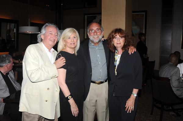 Norman Gradner, Annetto Gardner, Harold Moskow, and Judy Moskow