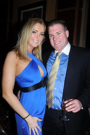 Aisling Hall and Thomas Brennan