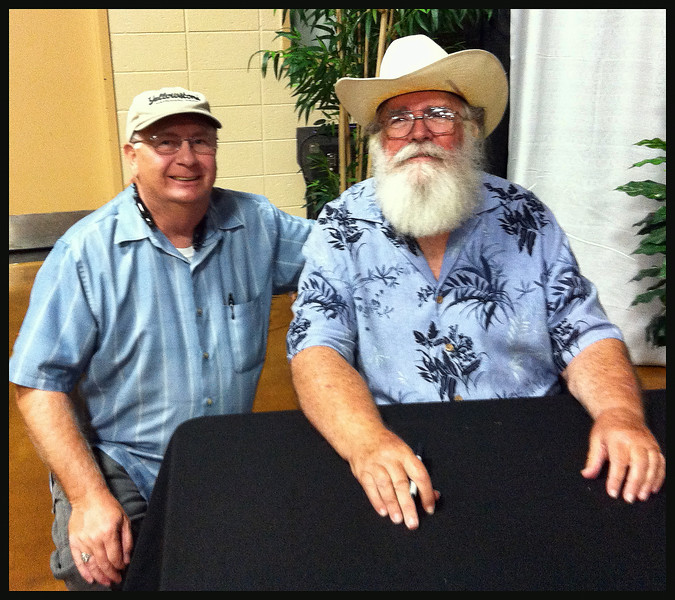 Clyde Butcher - ( 1941 ) Southwest Florida photographer and author Clyde Butcher's <br /> <br /> August 8th, 2014  Salisbury Wicomico Youth and Civic Center