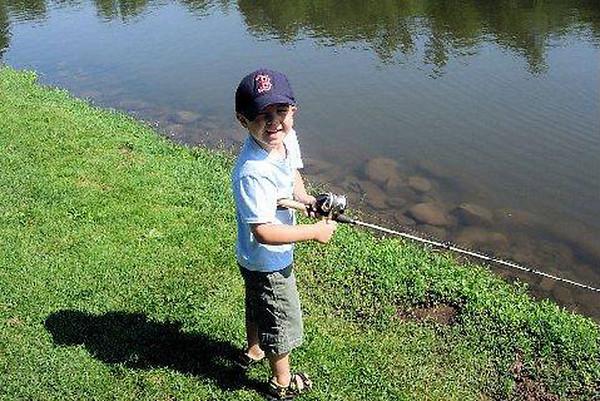 Michael Pietrini, age 4, of Beverly